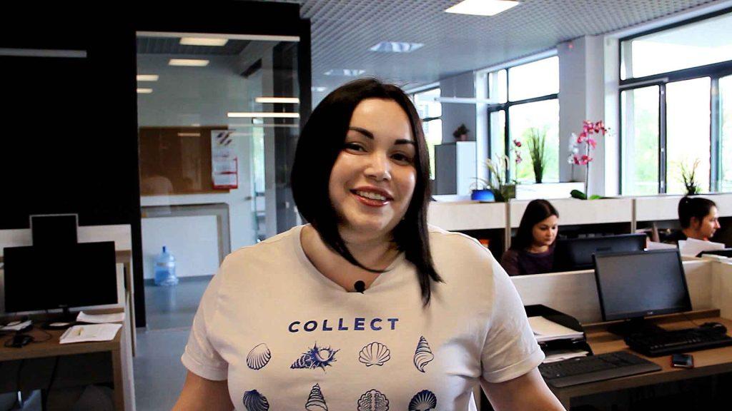 Рабочая обстановка в компании С-Видео