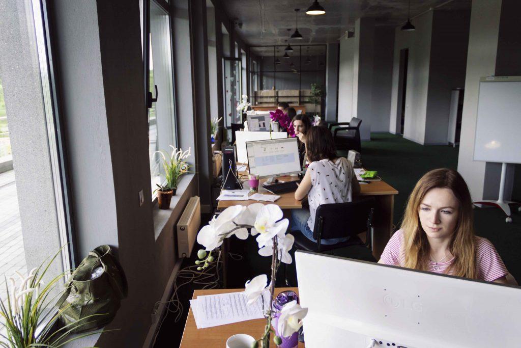 Один из офисов компании С-Видео